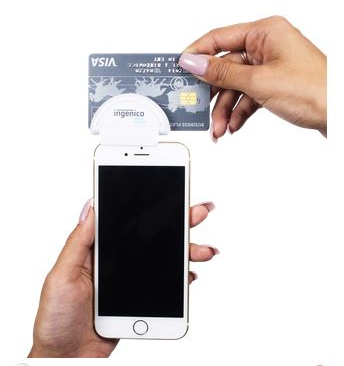 Payment Jack mobile credit card swiper