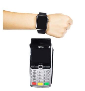 Igenico iWL255 credit card machine