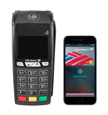 Igenico credit card machine